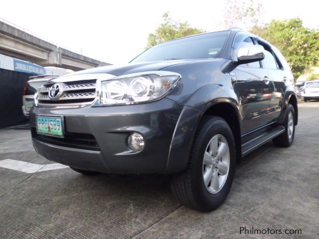 Used Toyota Fortuner  in Philippines