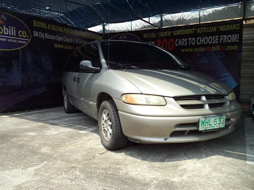 Used Dodge Grand Caravan  for sale in Paranaque City