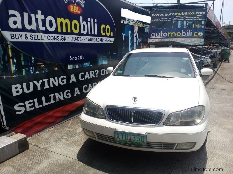 Pre-owned Nissan Cefiro for sale in Paranaque City
