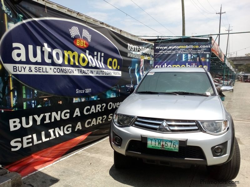 Used Mitsubishi Strada for sale in Paranaque City