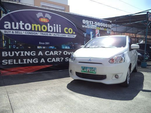 Pre-owned Mitsubishi Mirage Gls for sale in Paranaque City