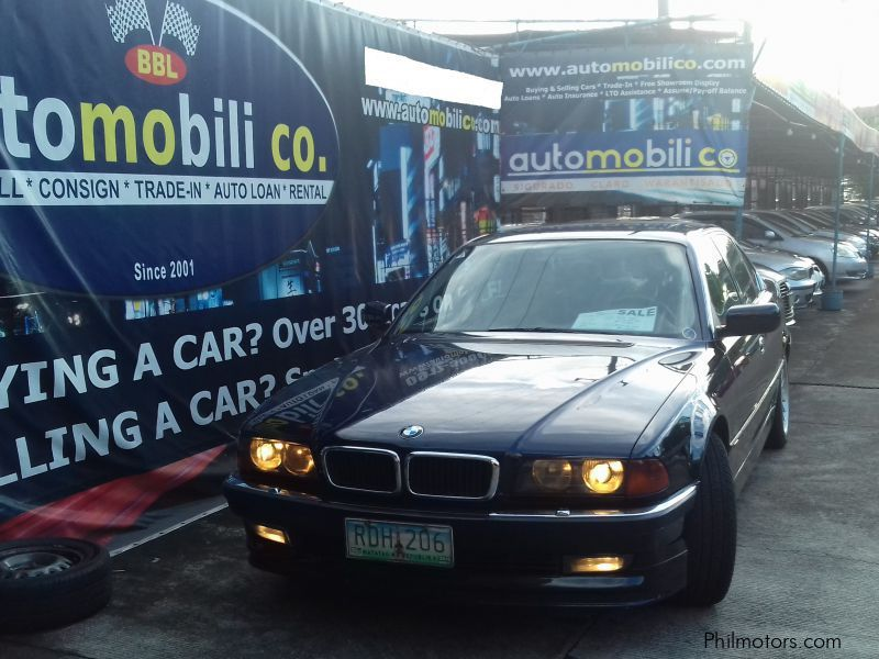 Pre-owned BMW 740i for sale in Paranaque City