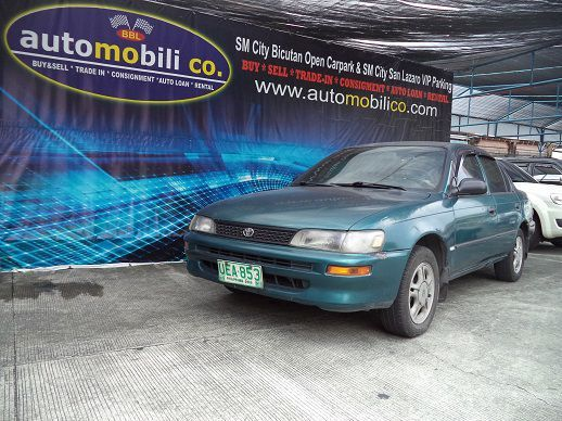 Used Toyota Corolla XE for sale in Paranaque City