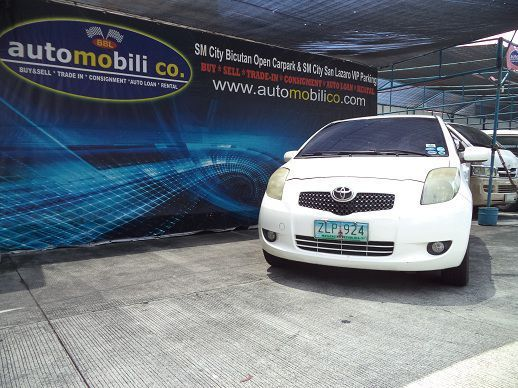 Pre-owned Toyota Yaris for sale in Paranaque City