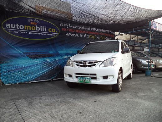 Used Toyota Avanza J for sale in Paranaque City