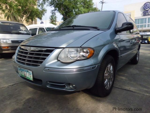 Used Chrysler Town and Country in Philippines