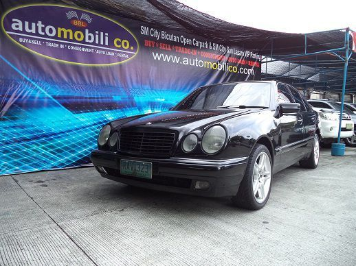 Pre-owned Mercedes-Benz E320 Brabus for sale in Paranaque City
