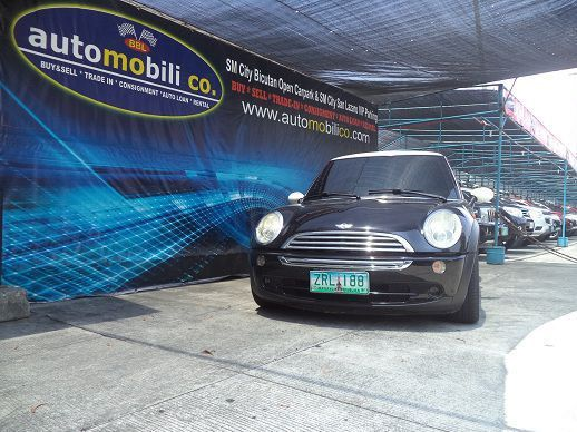 Pre-owned Mini Cooper for sale in Paranaque City
