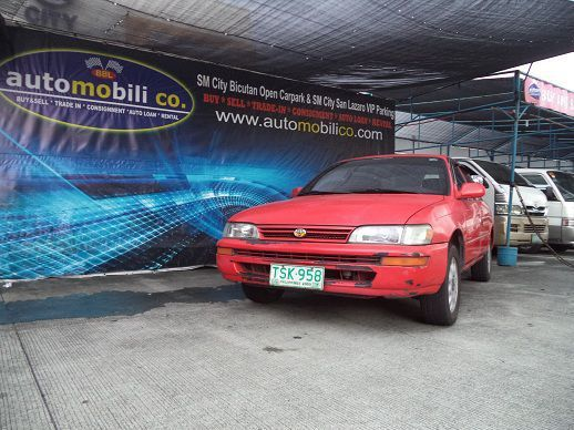 Pre-owned Toyota Corolla Xe for sale in Paranaque City
