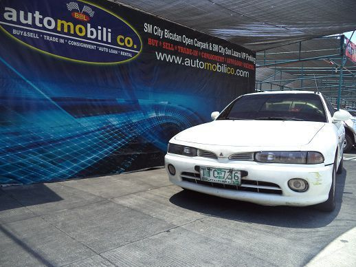 Pre-owned Mitsubishi Galant for sale in Paranaque City