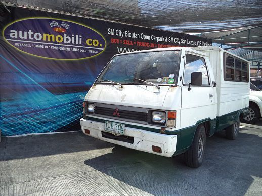 Used Mitsubishi L300 FB for sale in Paranaque City
