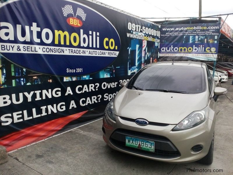 Pre-owned Ford Fiesta for sale in Paranaque City