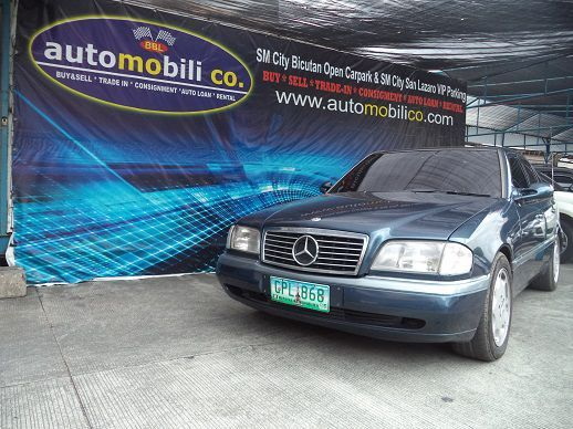 Pre-owned Mercedes-Benz C36 for sale in Paranaque City