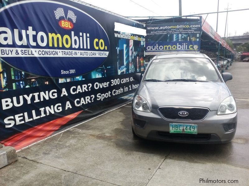 Pre-owned Kia Carens  for sale in Paranaque City