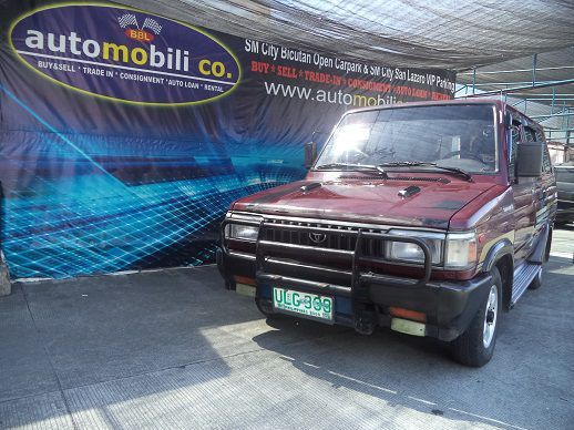 Used Toyota Tamaraw FX for sale in Paranaque City