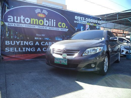 Pre-owned Toyota Altis V for sale in Paranaque City