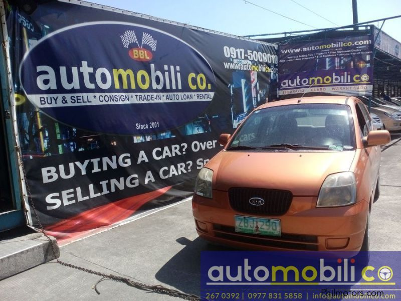 Used Kia Picanto for sale in Paranaque City