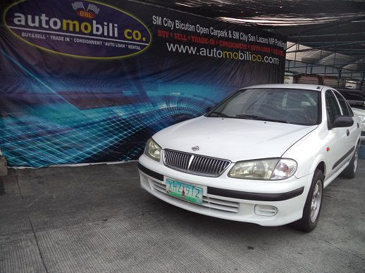 Used Nissan Sentra GX for sale in Paranaque City