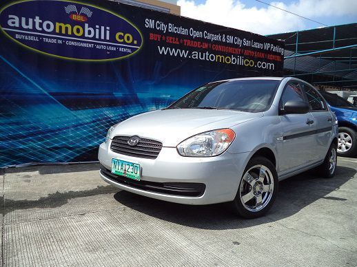 Pre-owned Hyundai Accent CRDi for sale in Paranaque City