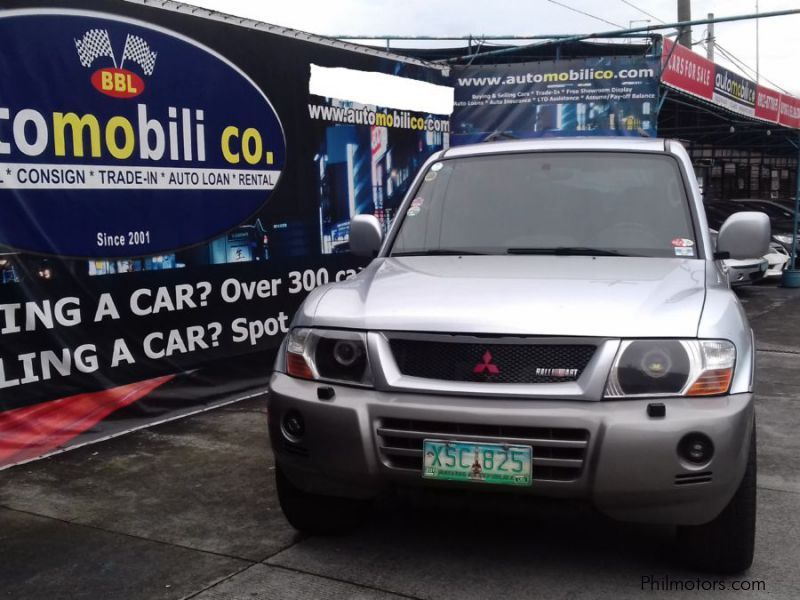 Pre-owned Mitsubishi Pajero Ck for sale in Paranaque City