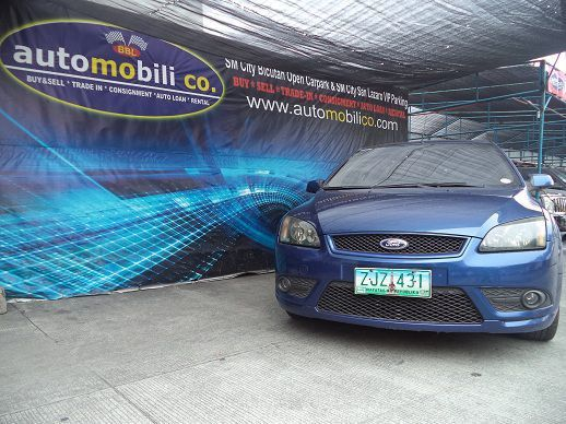 Pre-owned Ford Focus Tdci for sale in Paranaque City