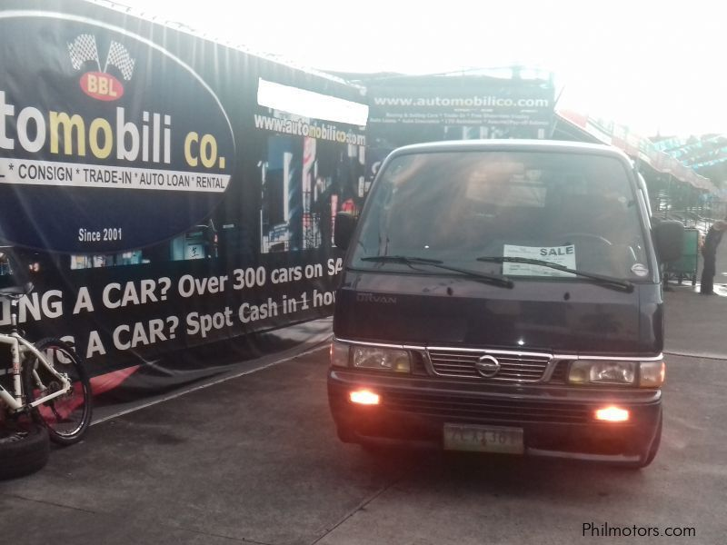 Used Nissan Urvan for sale in Paranaque City