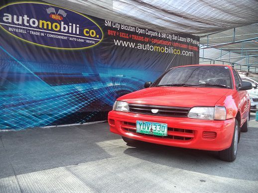 Pre-owned Toyota Starlet for sale in Paranaque City
