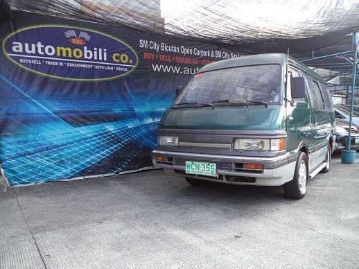 Used Mazda E200 Power Van for sale in Paranaque City
