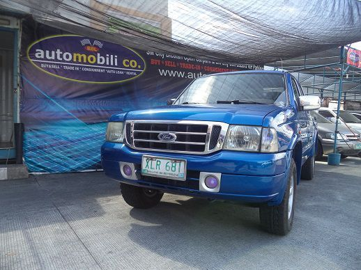 Used Ford Ranger for sale in Paranaque City