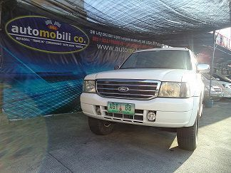 Used Ford Everest for sale in Paranaque City