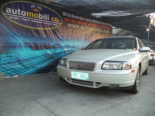 Pre-owned Volvo S80 for sale in Paranaque City