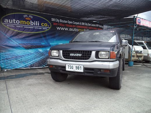 Used Isuzu LS for sale in Paranaque City