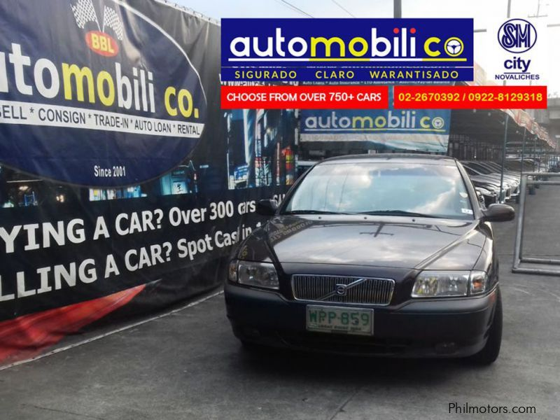 Pre-owned Volvo S80 for sale in