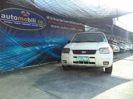Used Ford Escape Xls for sale in Paranaque City