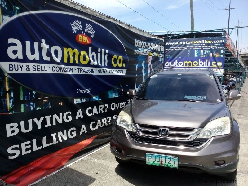 Pre-owned Honda CR-V for sale in Paranaque City