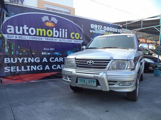 Used Toyota Revo VX200 for sale in Paranaque City
