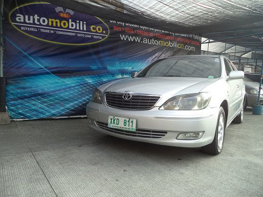 Used Toyota Camry G for sale in Paranaque City