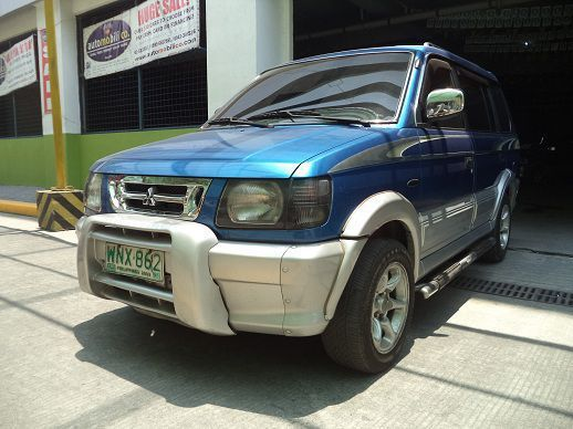 Used Mitsubishi Adventure Sport for sale in Paranaque City