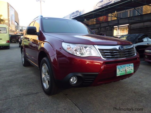 Used Subaru Forester in Philippines