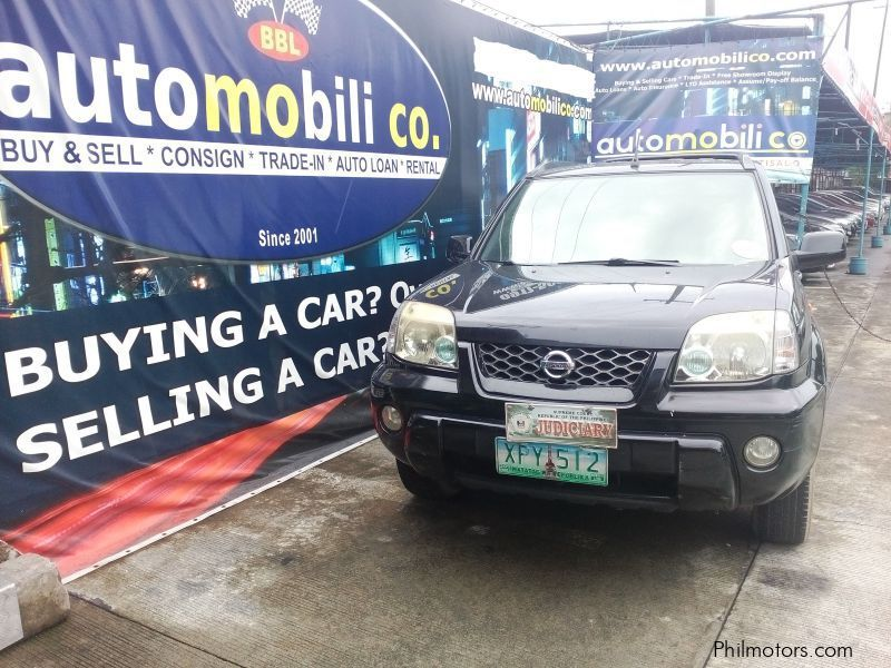 Used Nissan X-trail for sale in Paranaque City