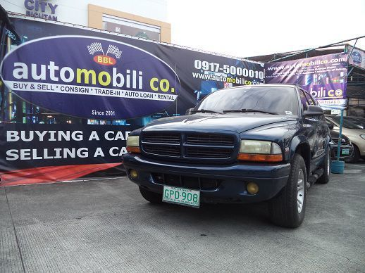 Used Dodge Durango for sale in Paranaque City