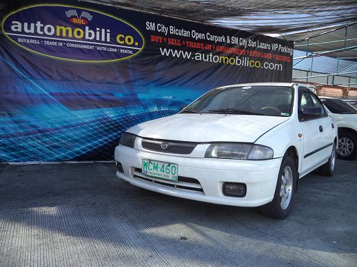 Pre-owned Mazda 323 GLI for sale in Paranaque City
