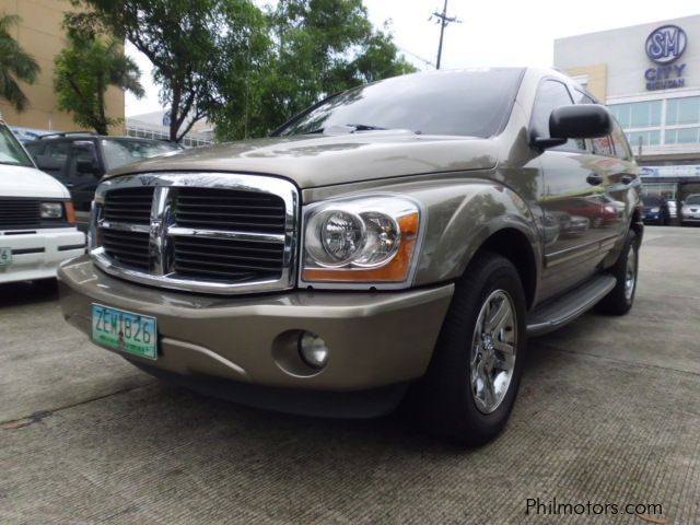 Used Dodge Durango in Philippines