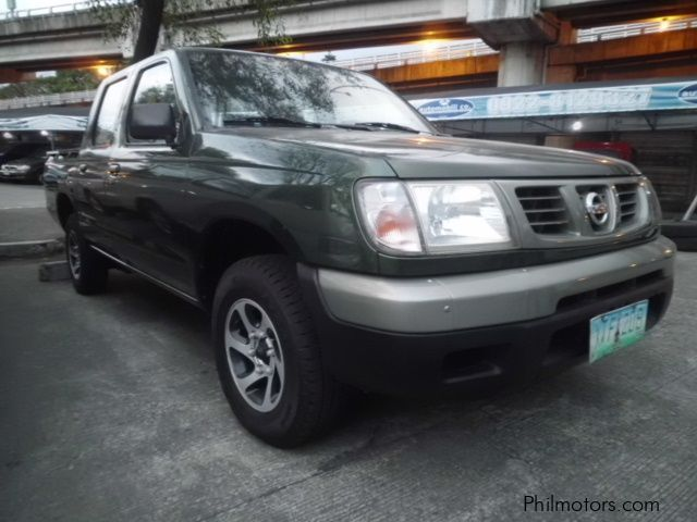 Used Nissan Frontier in Philippines