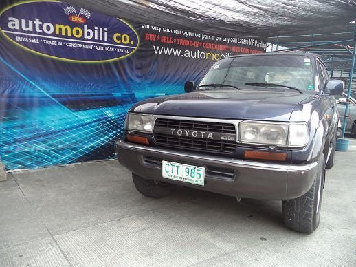 Used Toyota Land Cruiser LC80 for sale in Paranaque City