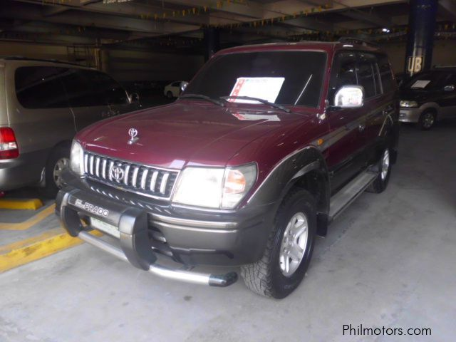 Used Toyota Land Cruiser Prado  for sale in Paranaque City