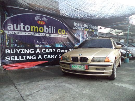 Pre-owned BMW 316i for sale in Paranaque City