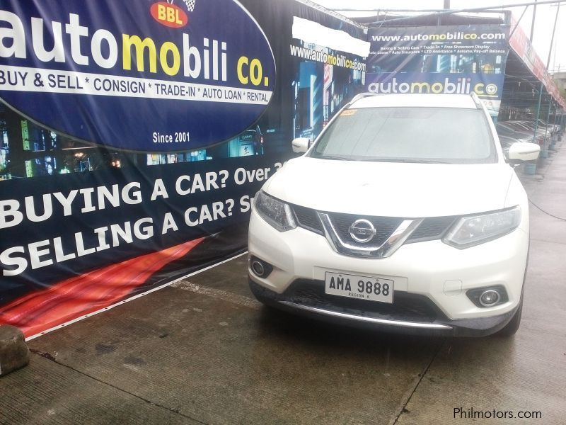 Pre-owned Nissan X-Trail  for sale in Paranaque City
