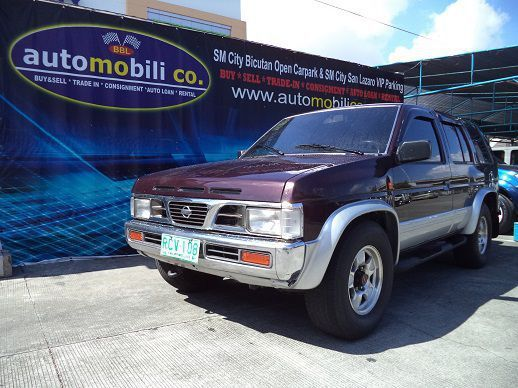 Used Nissan Terrano for sale in Paranaque City