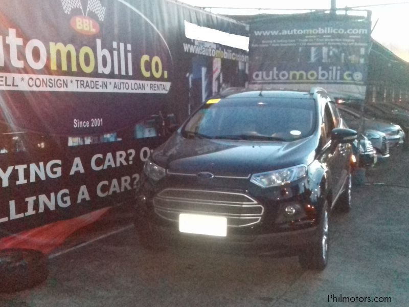 Pre-owned Ford EcoSport for sale in Paranaque City